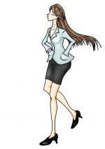中村アンのレンタル救世主秘書姿画像!スタイル維持トレーニング動画